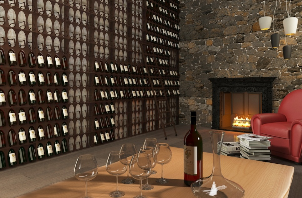 wijnkamer