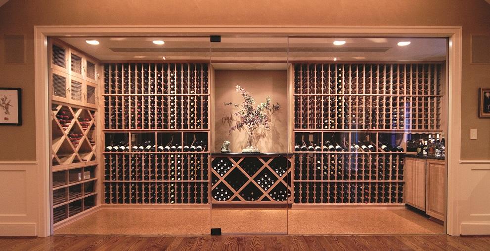 Provinum wijnkelders bv wijnkamer for Wijnkelder ontwerp