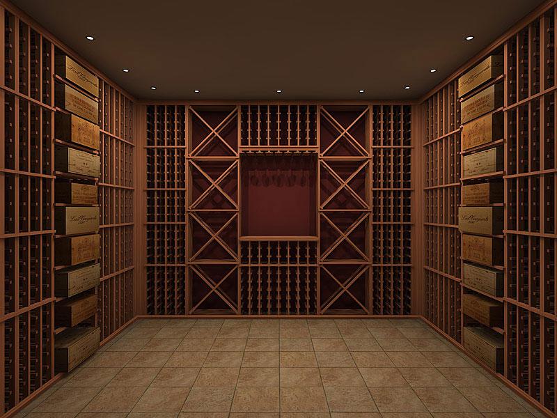 Provinum wijnkelders bv wijnkelder for Wijnkelder ontwerp