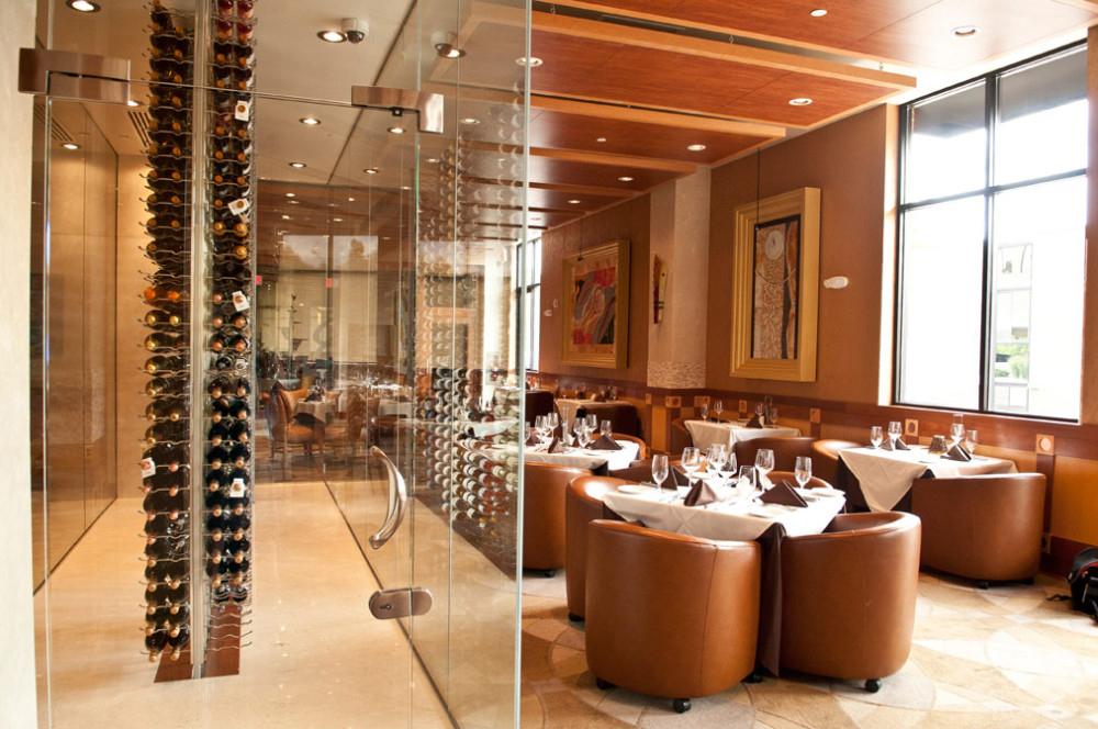 Provinum wijnkelders bv glazen wijnkamer for Wijnkelder ontwerp