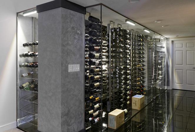 Provinum Wijnkelders Bv Wijnkamer